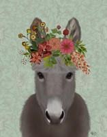 Donkey Bohemian 4 Fine Art Print
