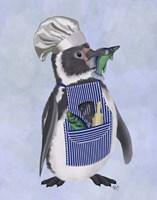 Penguin Chef Fine Art Print