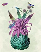 Tropical Artichoke Fine Art Print