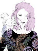 Edrea Fine Art Print