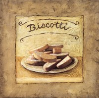 "Biscotti by Charlene Winter Olson - 6"" x 6"""