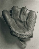 Baseball Glove Fine Art Print
