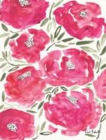 Late Summer Garden Gems Fine Art Print