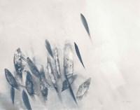 Gently Waving Neutral Crop Fine Art Print