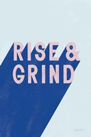 Rise and Grind Fine Art Print