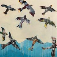 Ravens Rising Fine Art Print