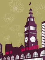 Ferry Building - San Francisco Fine Art Print