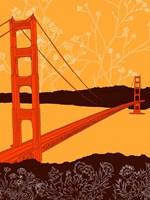 Golden Gate Bridge - Headlands Fine Art Print