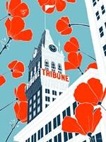 Tribune Tower - Oakland Fine Art Print