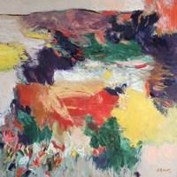 Coral Hills Fine Art Print