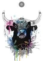 Bull Fine Art Print