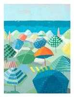 Sea Breeze Social Fine Art Print