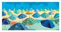 Beach Blues Fine Art Print