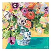 Bohemian Bouquet Fine Art Print