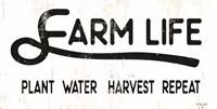 Farm Life Fine Art Print