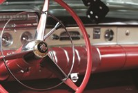 1955 Buick Supra Framed Print