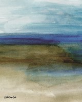 Coastal Abstraction 2 Fine Art Print