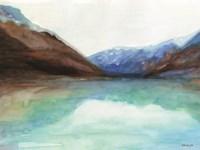 Mountain Lake 6 Fine Art Print