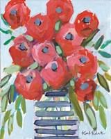 April Showers Give Me Flowers Fine Art Print