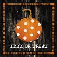 Trick or Treat Pumpkin Fine Art Print