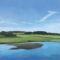 Seapowet Marsh Fine Art Print