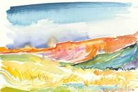 Mesa View II Fine Art Print