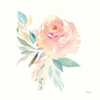Watercolor Blossom III Fine Art Print