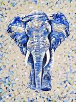 Peanut Elephant Fine Art Print