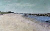 Metis Beach II Fine Art Print
