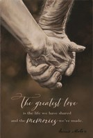 Greatest Love Fine Art Print