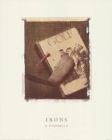 Iron Study I Fine Art Print