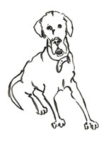 The Dog I Fine Art Print