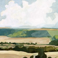 Fieldscape I Fine Art Print