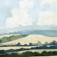 Fieldscape II Fine Art Print