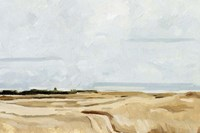 Quiet Coast II Fine Art Print
