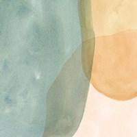 Pastel Color Study I Fine Art Print
