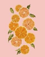 Spring Citrus I Fine Art Print