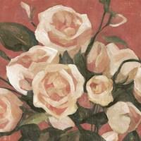 Rose Tangle II Fine Art Print