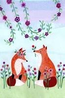 Forest Creatures VII Fine Art Print