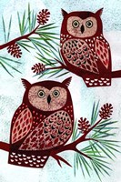 Forest Creatures VIII Fine Art Print
