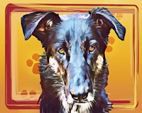 Pop Dog I Fine Art Print