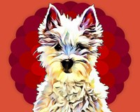 Pop Dog II Fine Art Print