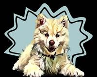 Pop Dog IV Fine Art Print