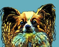 Pop Dog VI Fine Art Print