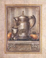 "Pitcher & Goblet II by Elizabeth Brownd - 16"" x 20"""