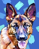 Pop Dog XI Fine Art Print
