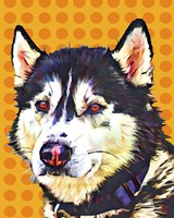 Pop Dog XII Fine Art Print