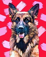 Pop Dog XIV Fine Art Print