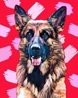 Pop Dog XIV Fine Art Print