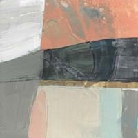 Hints of Coral II Fine Art Print